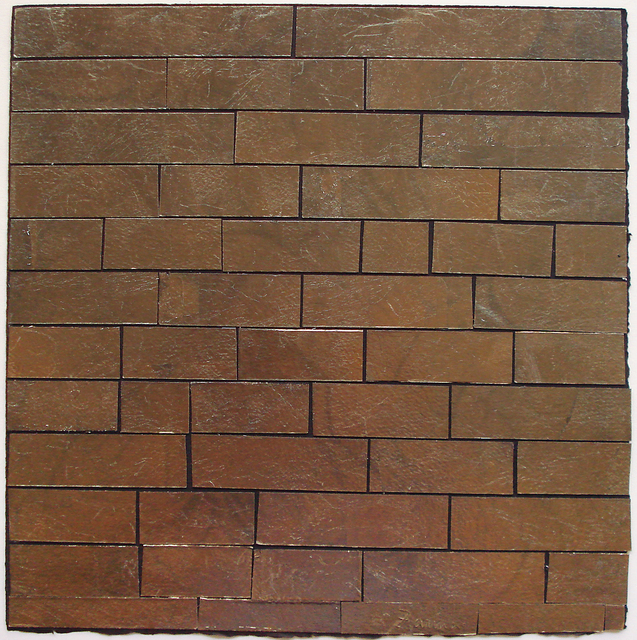 Zarina, 'Laying Bricks', 2017, Gallery Espace