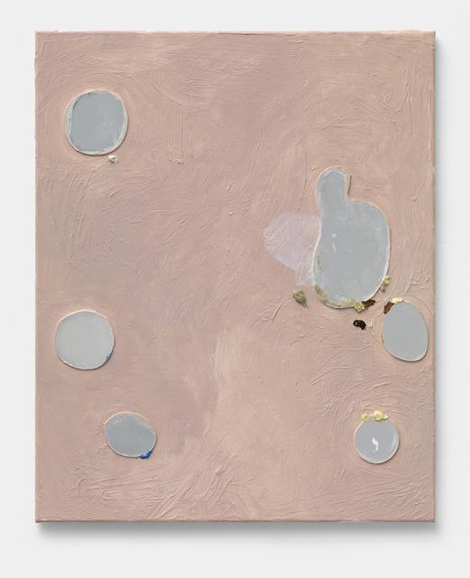 , 'palette,' 2013, Galerie Barbara Weiss
