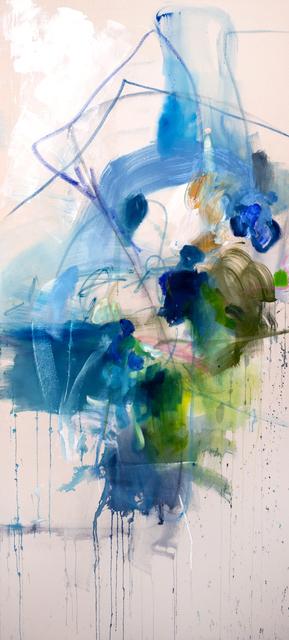 Vicky Barranguet, 'Portal X', 2020, Painting, Acrylic on canvas, Artemisa