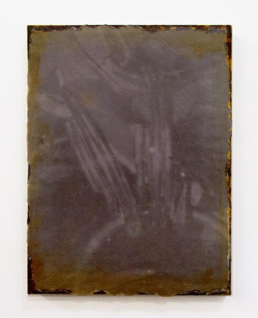 , 'Ring O,' 2015, MARTOS GALLERY