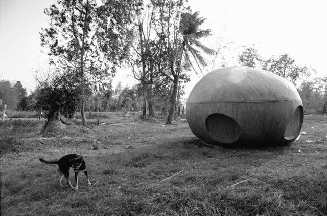 , 'Spaceship with Dog, Nabua, 2008,' 2013, SCAI The Bathhouse