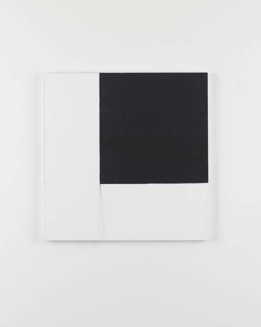 , 'Exposed Painting Indigo,' 2016, Ingleby Gallery