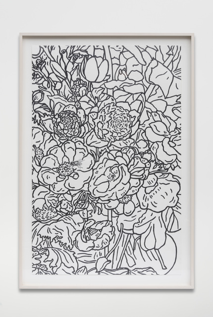 , 'Bouquet (For Rachel),' 2017, PRAZ-DELAVALLADE