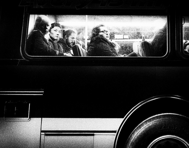 , 'Night Bus to Philly,' , Soho Photo Gallery