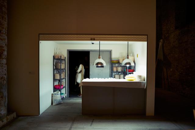 , 'NoNoseKnows (Installation view),' 2015, 56th Venice Biennale