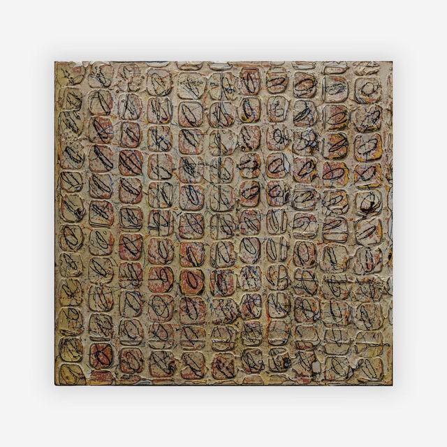 Paul Ecke, 'Fractal 95', Mixed Media, Mixed media - acrylic on canvas, Capsule Gallery Auction