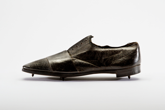 , 'Dutton and Thorowgood, Running shoe,' 1860-1865, American Federation of Arts