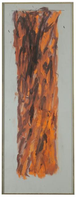 , 'Tree Trunk,' 1990, Galerie Bei Der Albertina Zetter