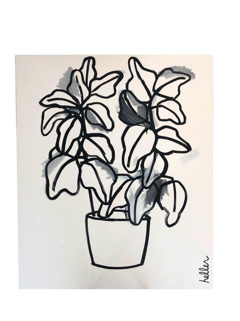 Matthew Heller, 'Untitled (House Plant)', 2019, D2 Art