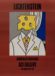 Surrealist Paintings: Ace gallery