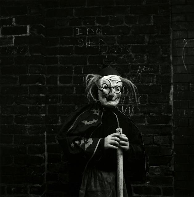 Yasuhiro Ishimoto, 'Halloween, Chicago', 1950s-printed later, IBASHO