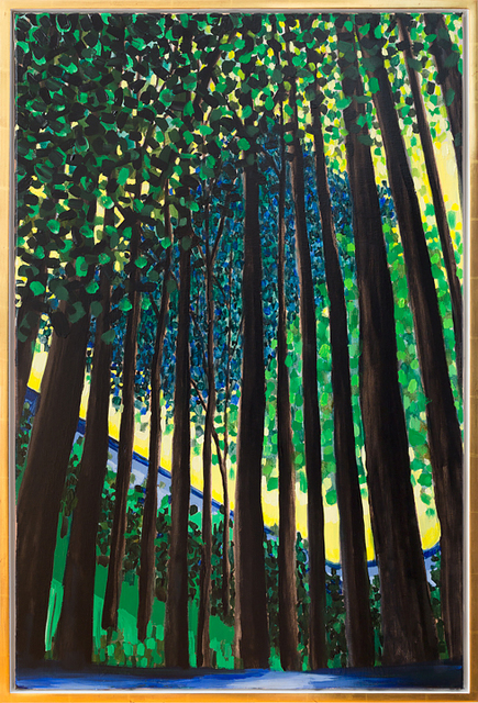 , 'Peacock Forest,' , The Untitled Space