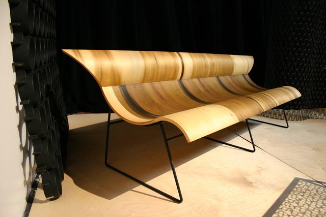 , 'Rave Wave Bench,' 2005, Denise Bibro Fine Art