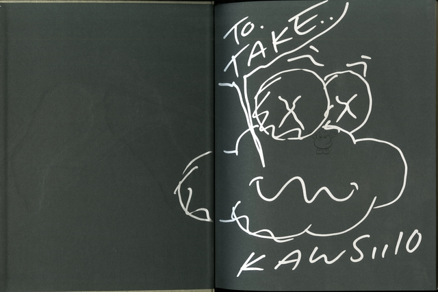 , 'Unique hand signed Cloud Drawing,' 2010, Alpha 137 Gallery