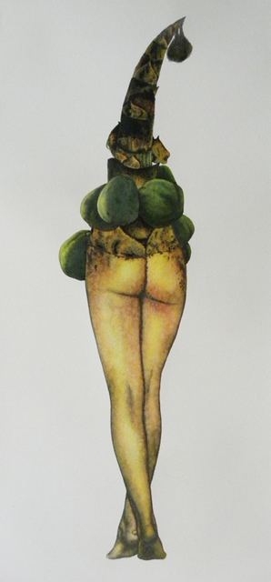 , 'Legs & Fruit,' 2013, Aicon Gallery
