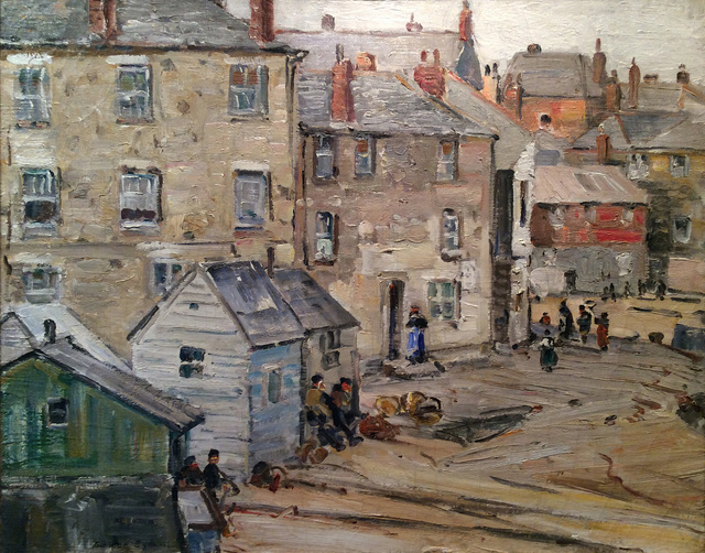, 'Town in Brittany,' , Avery Galleries