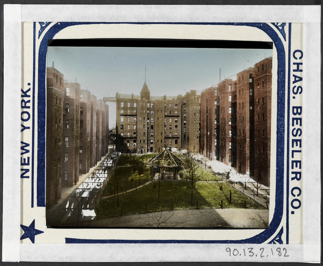 Jacob A. Riis, 'The Riverside Tenements in Brooklyn.', ca. 1900, Museum of the City of New York
