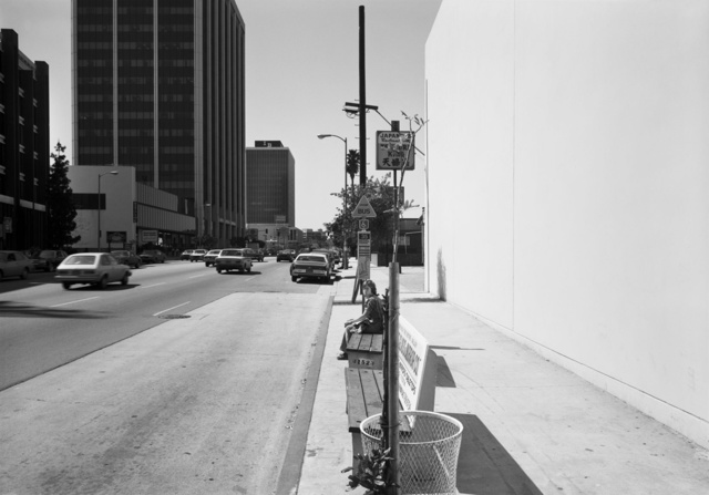 , 'Public Transit Areas #12,' 1979, Yancey Richardson Gallery