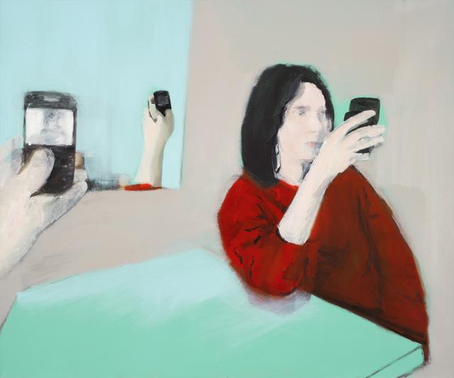 , 'Priscilla,' 2013, Galleria Pack