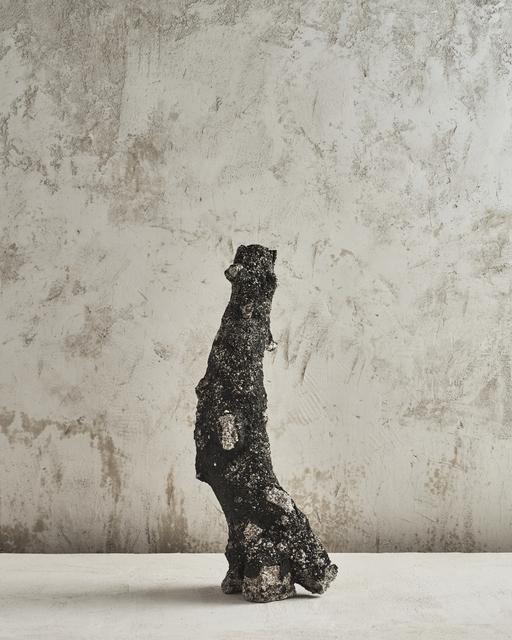 Aneta Regel, 'Tall Black Form', 2013, Jason Jacques Gallery