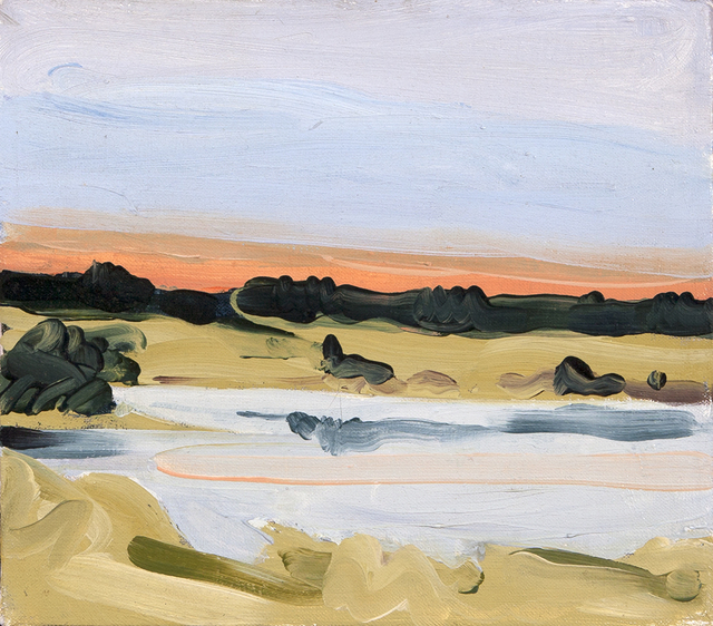 , 'Sunrise, St. George River,' , Dowling Walsh