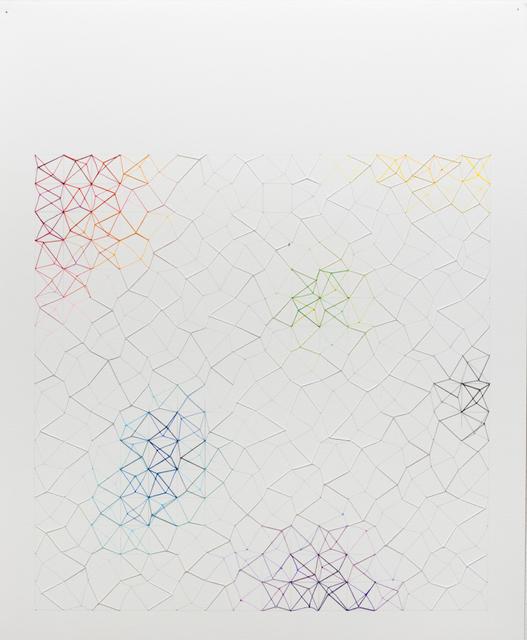 , '#72 Palette,' 2012, Linare/Brecht Gallery