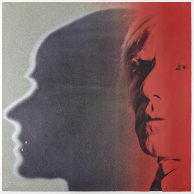 Andy Warhol, 'The Shadow', 1981, Van Ham