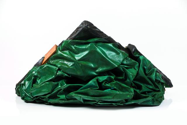 Angela de la Cruz, 'Pile, 1998', Veritas