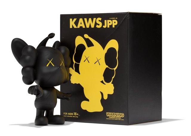 KAWS, 'JPP (Black)', 2008, Heritage Auctions