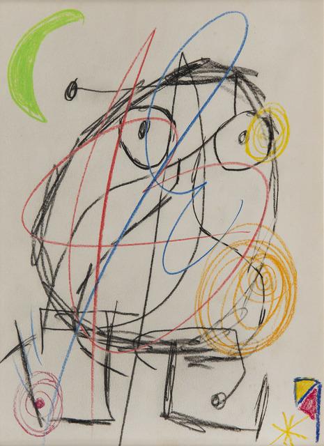 Joan Miró, 'Sans titre', 1976, HELENE BAILLY GALLERY