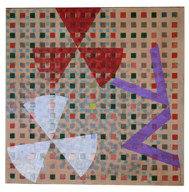 Alan Shields, 'My Roller Derby Queen', 1974, Alternate Projects