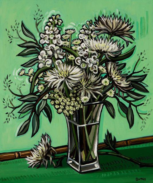 , 'Chrysanthemums,' 0215, Arthur Roger Gallery