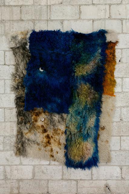 , 'Eyelash Thrash,' 2016, Nina Johnson