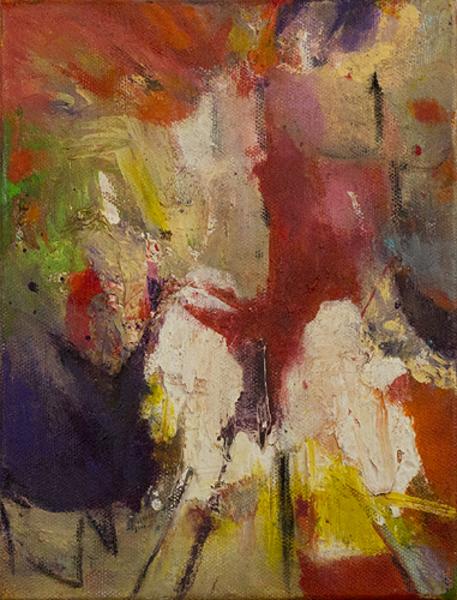 , 'Pace I,' 2017, David Barnett Gallery