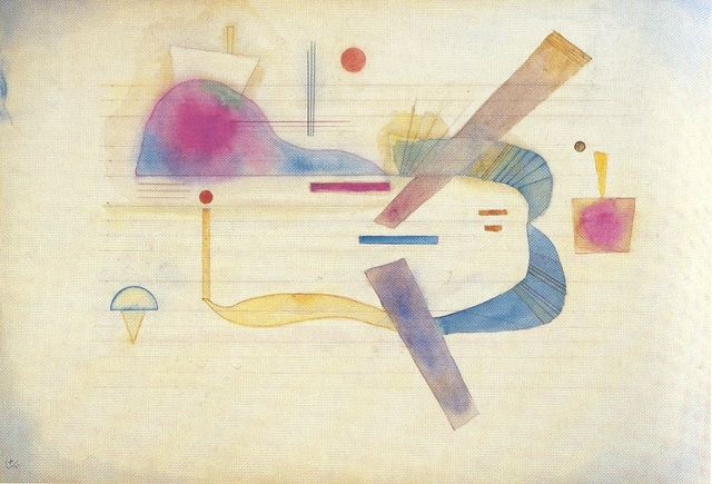 , 'Annaherung,' 1931, Galleria d'Arte Maggiore G.A.M.