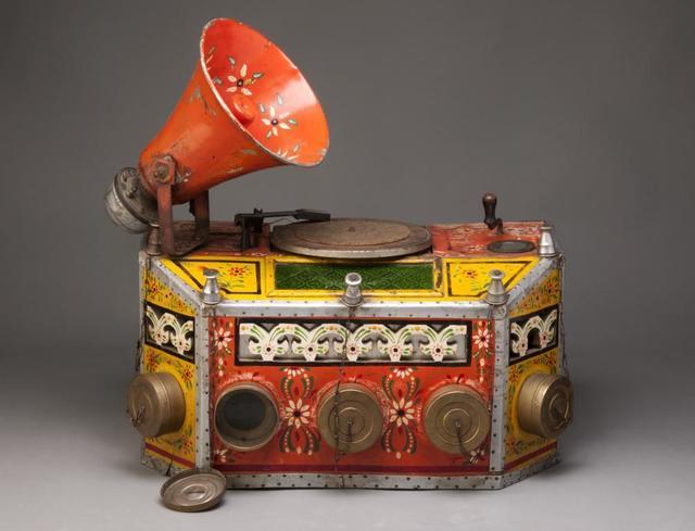 , 'Mobile cinema,' 20th century, Musée national des arts asiatiques - Guimet