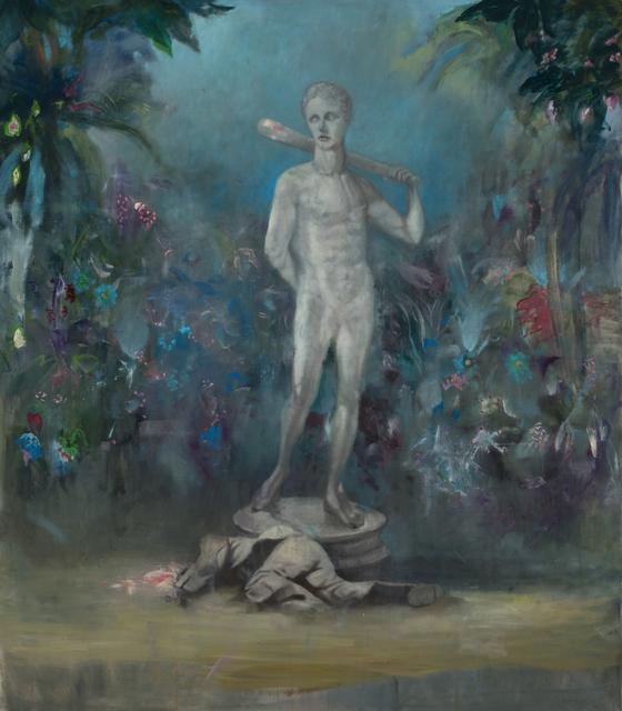 , 'Coconuts,' 2016, Federico Luger (FL GALLERY)