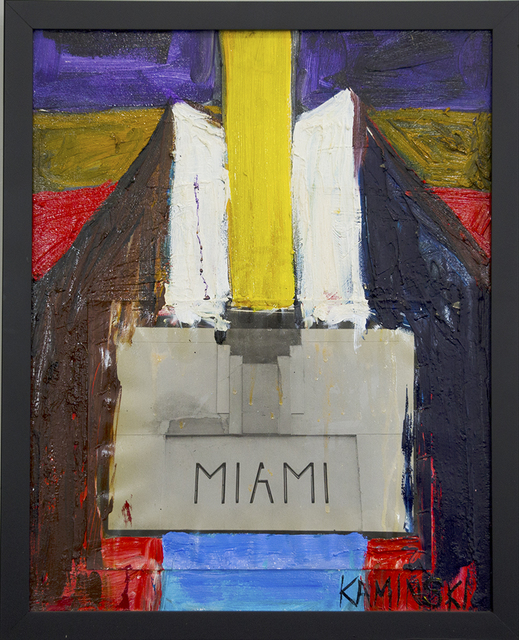 , 'Miami,' 2017, Walter Wickiser Gallery