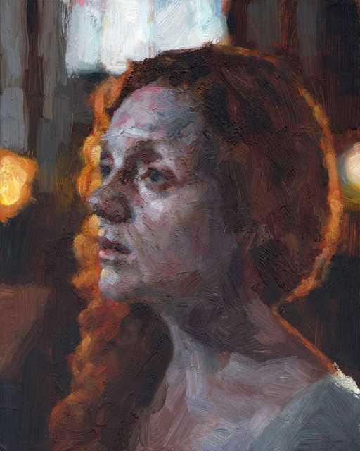 , 'Holly II,' 2018, Reuben Colley Fine Art