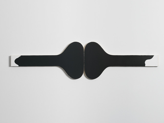 , 'Black Painting,' 2015, Häusler Contemporary