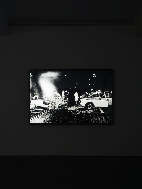 , 'Lightbox: Accident,' 1969/2018, Each Modern