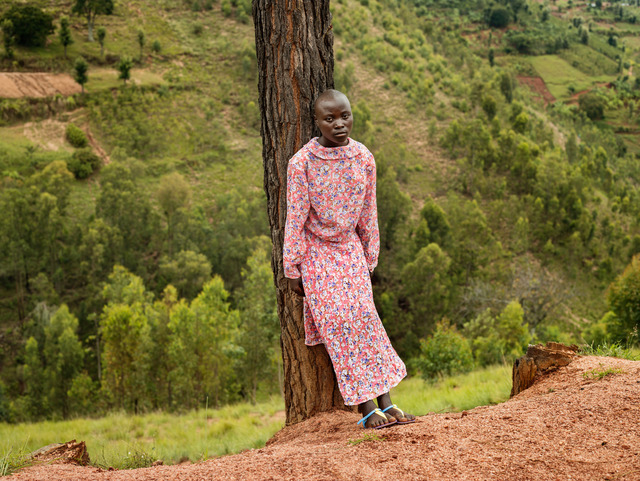 , 'Portrait #9, Rwanda,' 2015, Yossi Milo Gallery