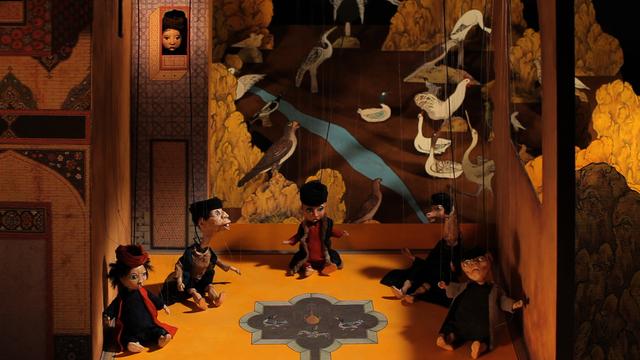 , 'Cabaret Crusades: The Path to Cairo,' 2012, Pera Museum