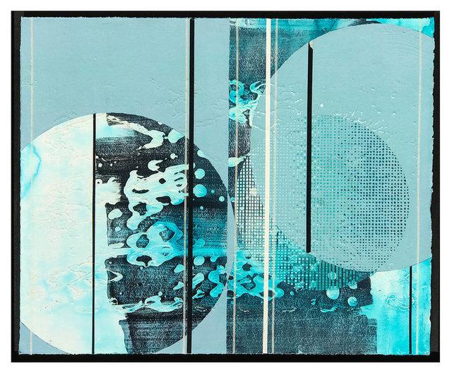 , 'Ocean, Lantern Study 1,' 2018, k contemporary