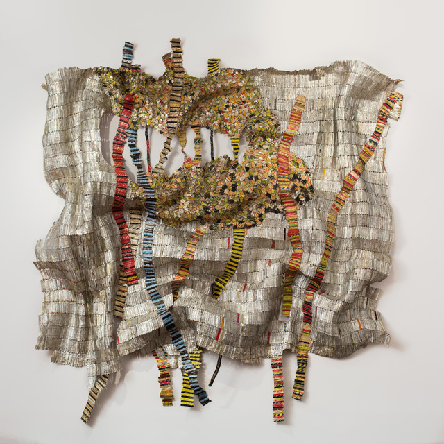 , 'Strained Roots,' 2014, October Gallery