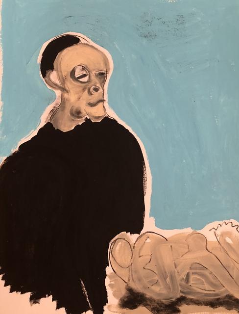Samuel Iztueta, 'Portrait', 2018, Imlay Gallery