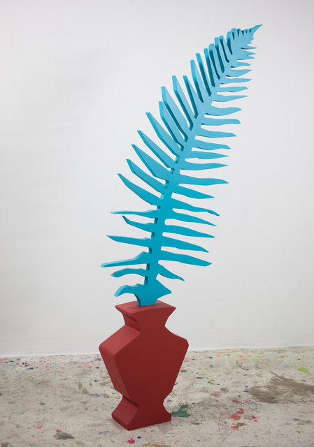 , 'Fern I,' 2016, CES Gallery