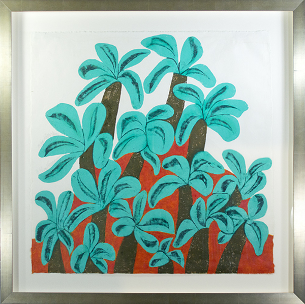 Carol Summers, 'Hill of Palms', 2016, David Barnett Gallery