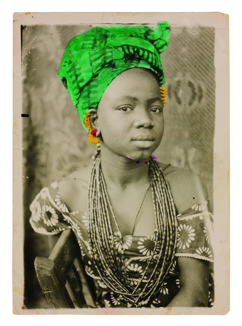 , 'young Malian woman,' 1949-1951, RMN Grand Palais