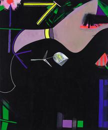 , 'Tincture of Civet,' 2016, Anton Kern Gallery
